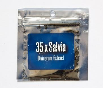 Salvia Divinorum 35x Extract