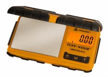 Tuff Weigh Digital Scale .1g Orange