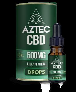 Aztec cbd drops