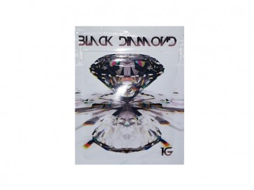 Black Diamond Incense 1g