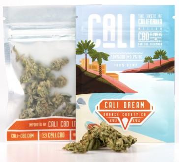 Cali dream cbd hemp flower uk legal weed