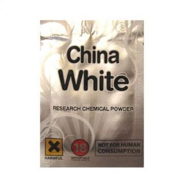 China White 1g