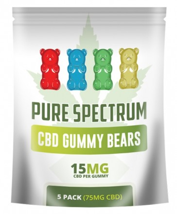 CBD Gummies 15mg CBD