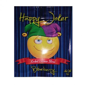 Happy Joker Blueberry Incense 1g