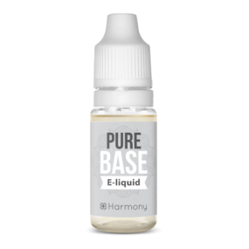 HARMONY E-LIQUIDS PURE BASE 1000mg CBD