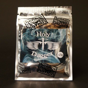Holy Dagger Incense Herbal Nation Smoking Mixture