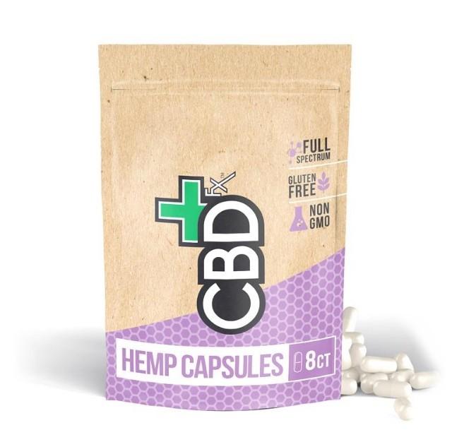 Buy CBD FX FULL SPECTRUM CAPSULES | Coffeesh0p