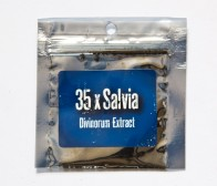 Salvia Divinorum 35x Extract