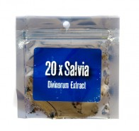Salvia Divinorum 20x Extract
