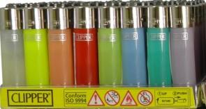 Clipper Mini Lighter Pastel Plain