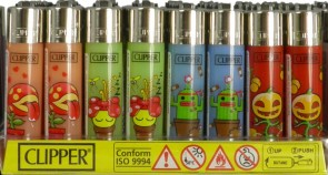 Clipper Mini Lighters Funny Animals **OUT OF STOCK**