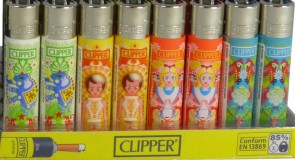 Clipper Mini Lighters Wonderland **OUT OF STOCK**