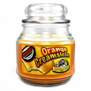 Headshop Candle Orange Creamsicle