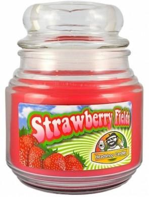 Headshop Candle Strawberry Fields