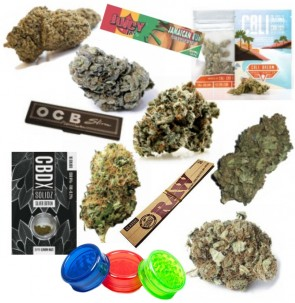 Hemp Flower Herbal hamper CBD