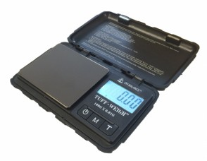 Tuff Weigh Digital Scale .01g Special Edition