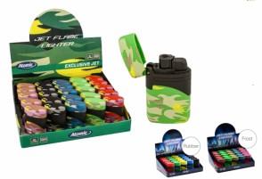 Atomic Jet Flame Lighters Camo