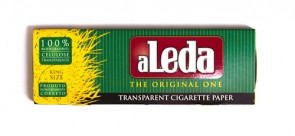 Aleda Kingsize Transparent Rolling Papers