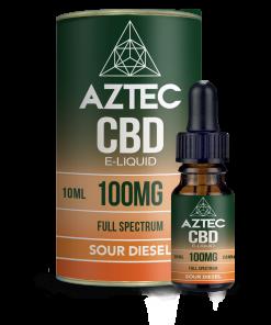 AZTEC cbd liquid full spectrum