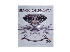 Black Diamond Incense 3g