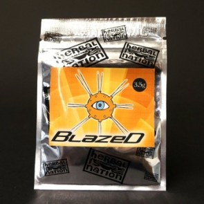 Blazed Incense Herbal Nation Smoking Mixture