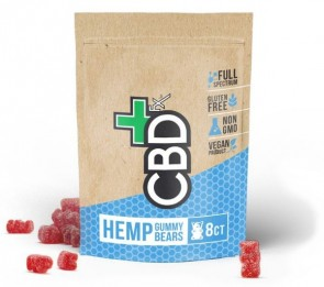 CBD FX Gummy Bears