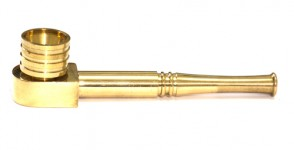 Chunky Brass Pipe