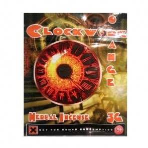 Clockwork Orange Incense 3g