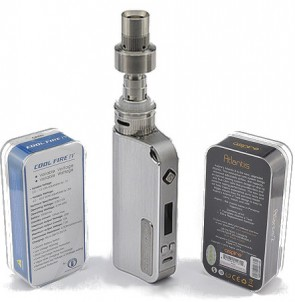 *Pro Vaping Bundle* Genuine Innokin Coolfire 4 Mod & tank **SPECIAL OFFER**