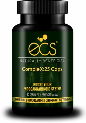 ECS Complex CBD Caps