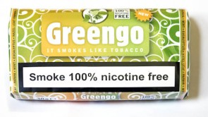 Greengo Tobacco Alternative Smoking Mixture