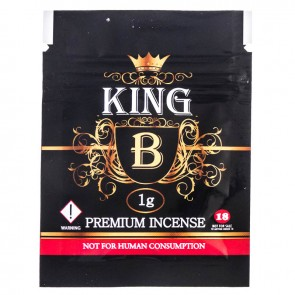 King B Incense 3g