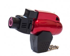 Locking Turbo Flame Torch Lighter