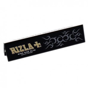 Rizla King Size Slim Black Rolling Papers