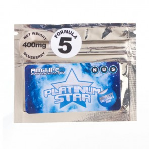 Platinum Star Incense 400mg