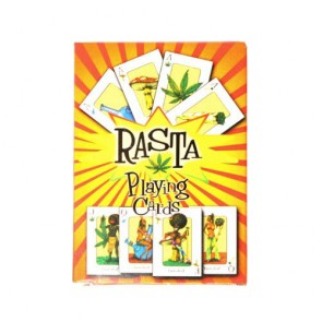 Rasta Playing Cards