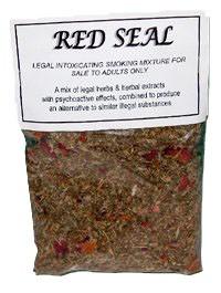 Red Seal Herbal Tobacco Alternative