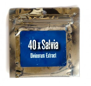 Salvia Divinorum 40x Extract