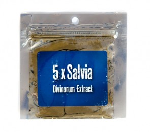 Salvia Divinorum 5x Extract