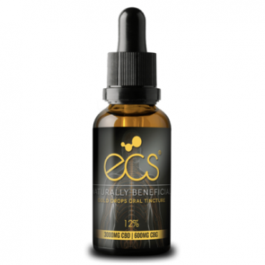 ECS ORAL DROPS - 1500mg CBD + 300mg CBG
