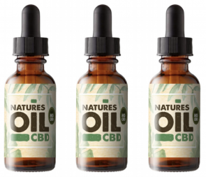 Natures Oil - CBD Oral Oil Tincture *NEW*