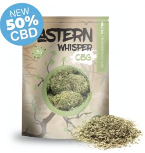*NEW* EASTERN WHISPER CBG - 50% CBD & CBG