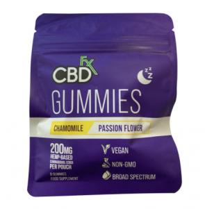 CBD +FX HEMP GUMMIES CHAMOMILE PASSION FLOWER