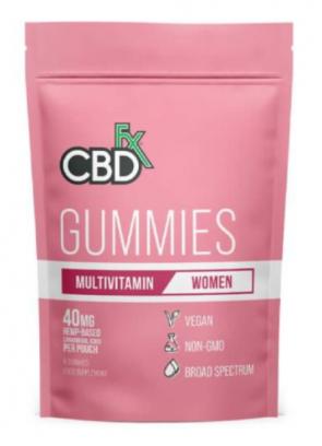 CBD FX MULTIVITAMIN GUMMIES MEN AND WOMEN