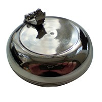 Silver Pocket Ashtray