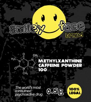 Smiley face powder 0.5g