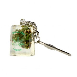 Acrylic Bud Keyring *OUT OF STOCK*
