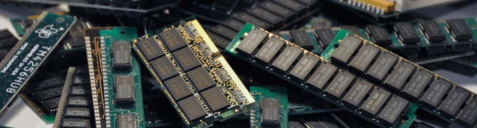 Pile of RAM