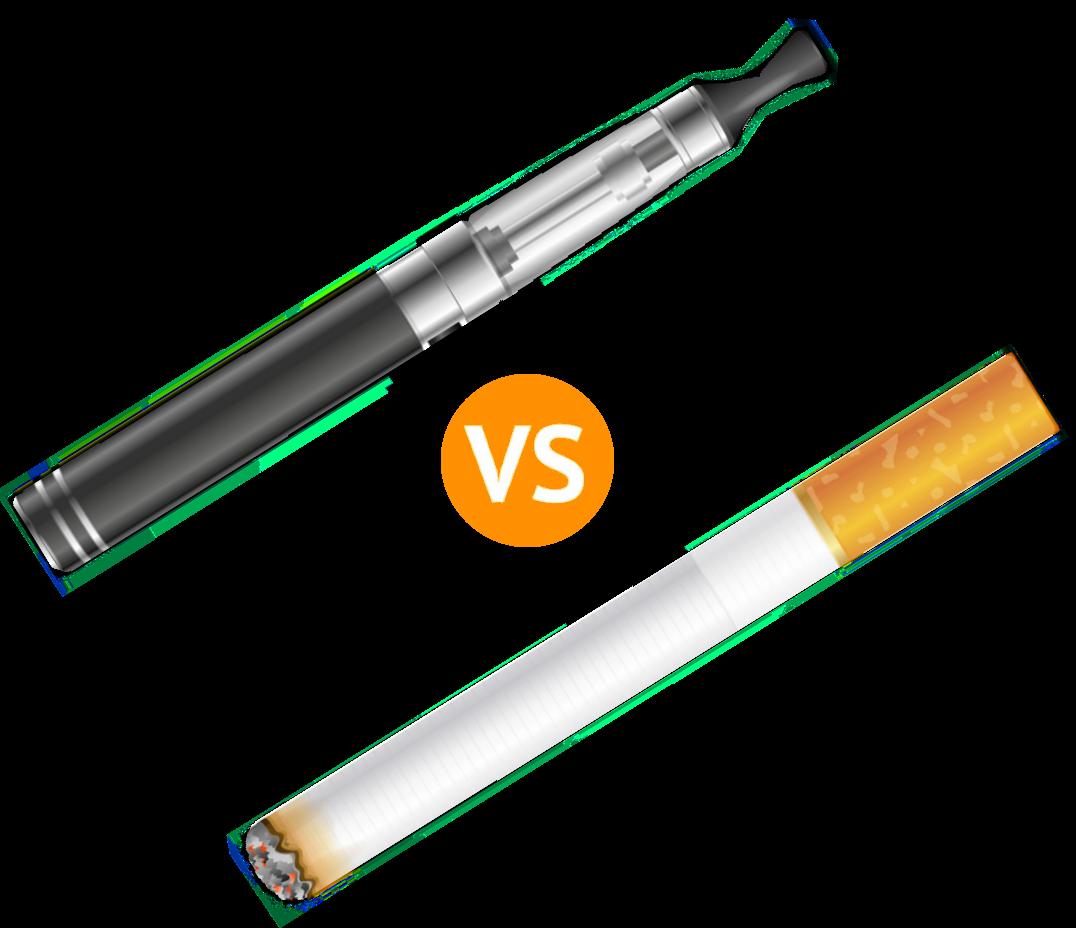 vaping vs smoking